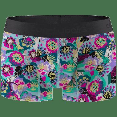 Comfyballs Cotton Summer Safari Regular boxershort, kantoen boxer multi color kort