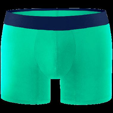 Comfyballs boxershort lang groen