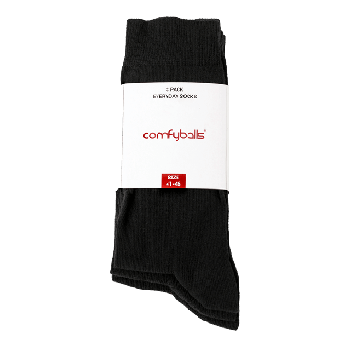 Comfyballs Everyday Socks