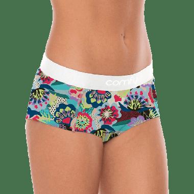 Comfy Hipster Cotton Summer Safari, katoen ondergoed dames